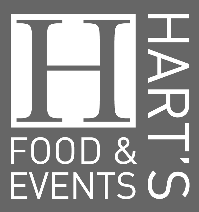 Harts Food & Events Logo