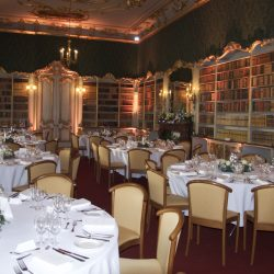Wrest Park Wedding - Harts Food & Events