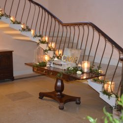 Moggerhanger Stairs - Harts Food & Events