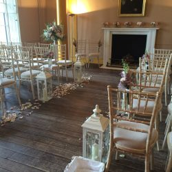 Moggerhanger Wedding - Harts Food & Events