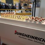 Jungheinrich Corporate Event Station-Harts Food & Events